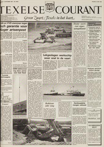 Texelsche Courant 1995-05-12