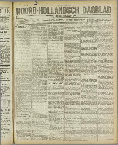 Ons Blad : katholiek nieuwsblad voor N-H 1921-08-30