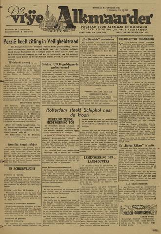 De Vrije Alkmaarder 1946-01-29