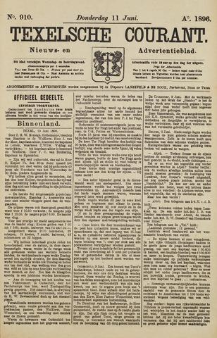 Texelsche Courant 1896-06-11