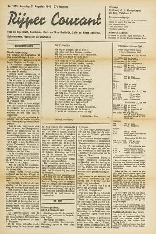 Rijper Courant 1946-08-31