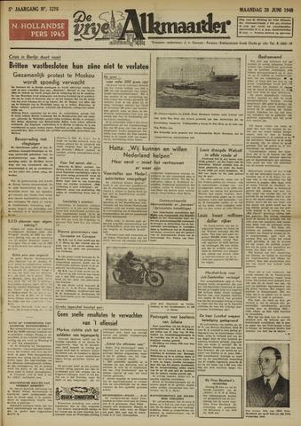 De Vrije Alkmaarder 1948-06-28