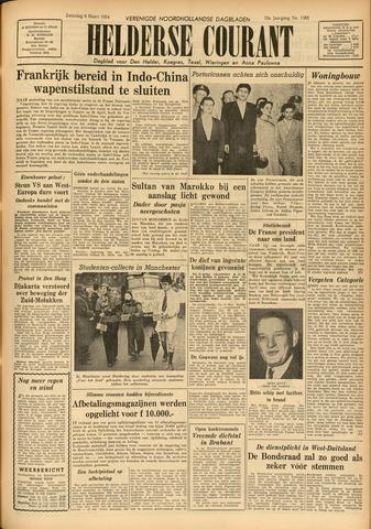 Heldersche Courant 1954-03-06