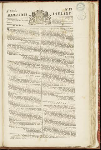 Alkmaarsche Courant 1849-05-07