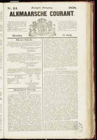 Alkmaarsche Courant 1858-06-14