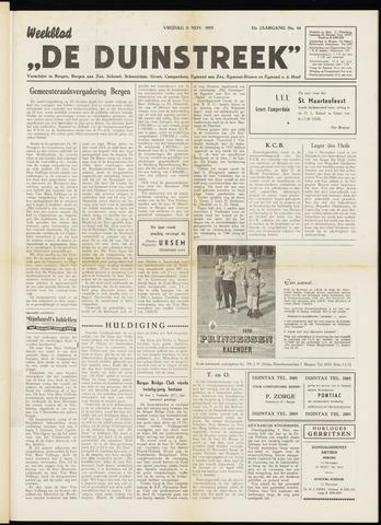 De Duinstreek 1955-11-11