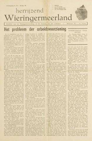Herrijzend Wieringermeerland 1947-01-18