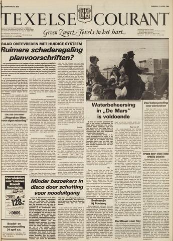 Texelsche Courant 1982-04-13