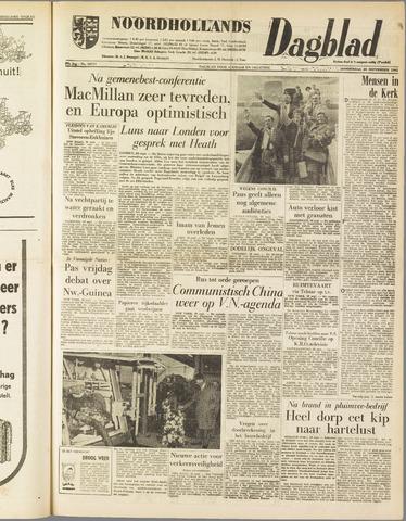 Noordhollands Dagblad : dagblad voor Alkmaar en omgeving 1962-09-20