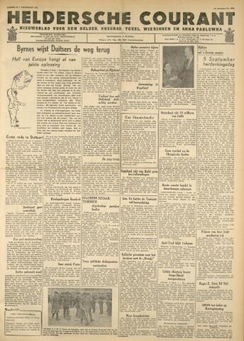 Heldersche Courant 1946-09-07