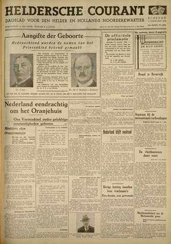 Heldersche Courant 1938-02-01
