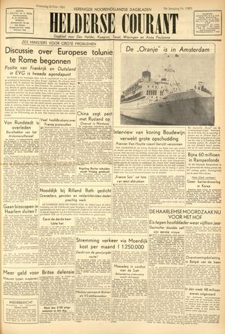 Heldersche Courant 1953-02-25