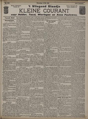 Vliegend blaadje : nieuws- en advertentiebode voor Den Helder 1909-05-12