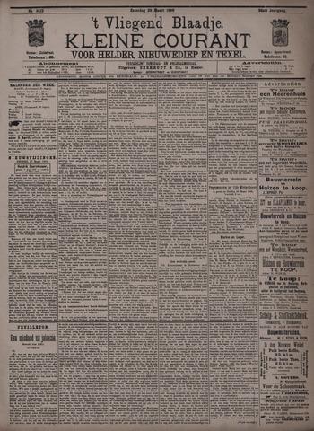Vliegend blaadje : nieuws- en advertentiebode voor Den Helder 1896-03-28