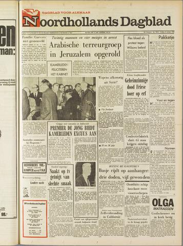 Noordhollands Dagblad : dagblad voor Alkmaar en omgeving 1967-10-13