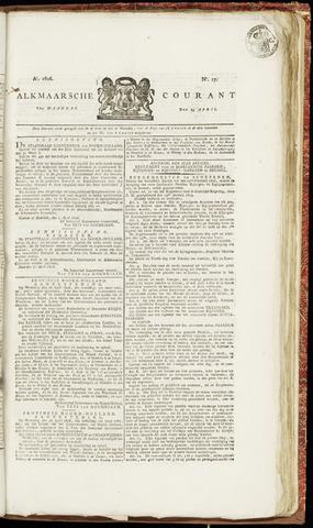 Alkmaarsche Courant 1826-04-24