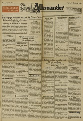 De Vrije Alkmaarder 1947-12-12