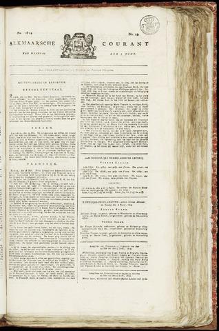 Alkmaarsche Courant 1819-06-07