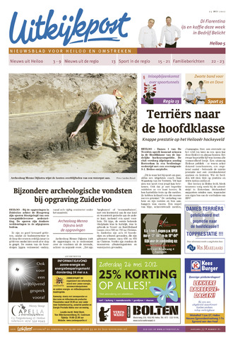 Uitkijkpost : nieuwsblad voor Heiloo e.o. 2012-05-23