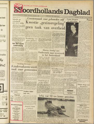 Noordhollands Dagblad : dagblad voor Alkmaar en omgeving 1963-10-18