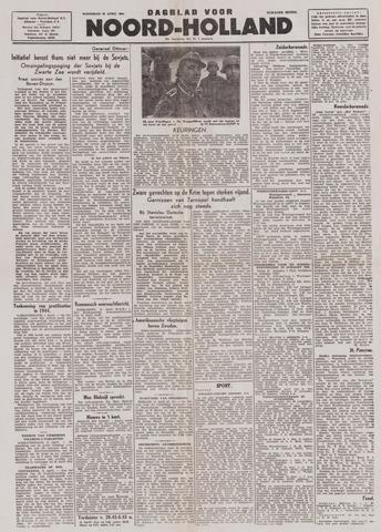 Dagblad Noord-Holland, Schager editie 1944-04-12