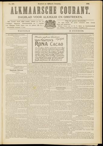 Alkmaarsche Courant 1913-12-10