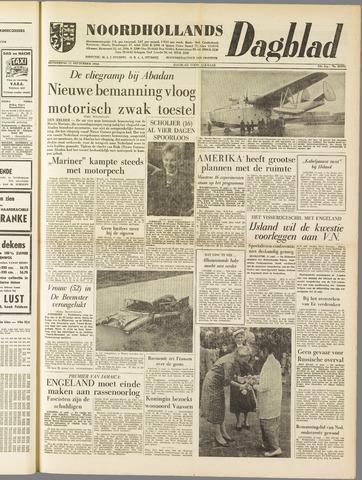 Noordhollands Dagblad : dagblad voor Alkmaar en omgeving 1958-09-11