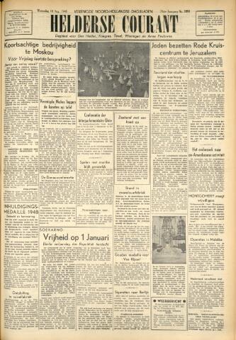 Heldersche Courant 1948-08-18