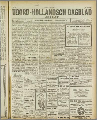 Ons Blad : katholiek nieuwsblad voor N-H 1922-06-10
