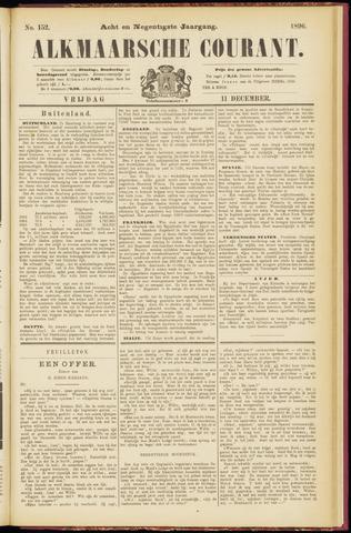Alkmaarsche Courant 1896-12-11