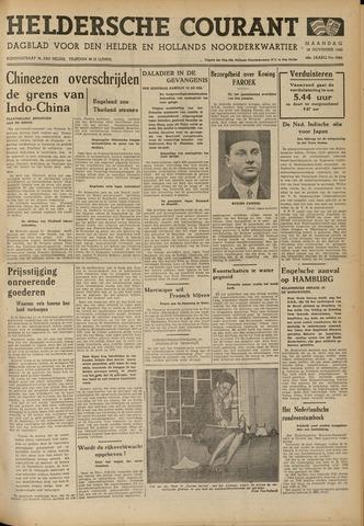 Heldersche Courant 1940-11-18