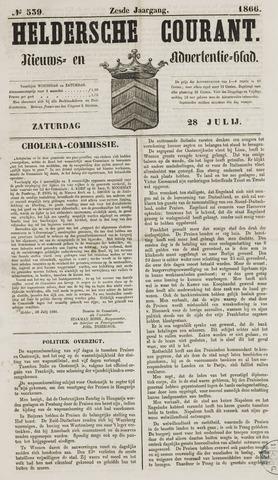 Heldersche Courant 1866-07-28