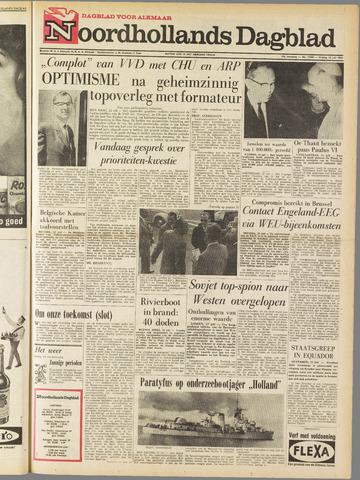 Noordhollands Dagblad : dagblad voor Alkmaar en omgeving 1963-07-12