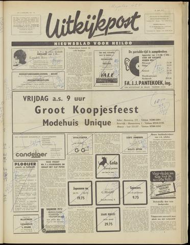 Uitkijkpost : nieuwsblad voor Heiloo e.o. 1972-06-28