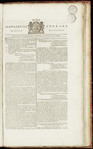 Alkmaarsche Courant 1829-11-23