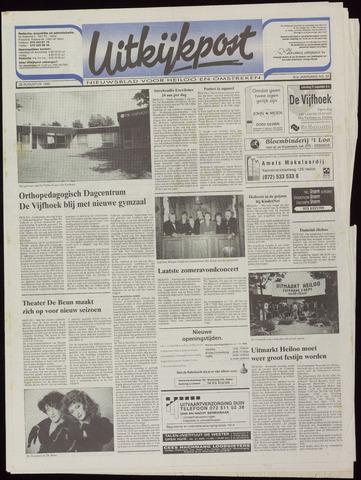 Uitkijkpost : nieuwsblad voor Heiloo e.o. 1996-08-28