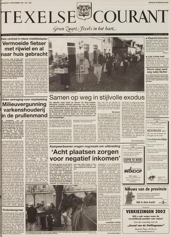 Texelsche Courant 2002-02-26