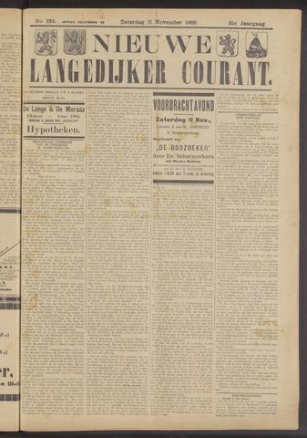 Nieuwe Langedijker Courant 1922-11-11