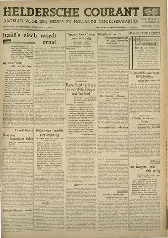 Heldersche Courant 1938-12-09
