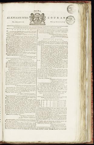 Alkmaarsche Courant 1828-02-25