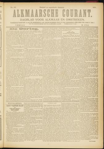 Alkmaarsche Courant 1917-07-20