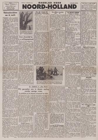 Dagblad Noord-Holland, Schager editie 1944-02-04
