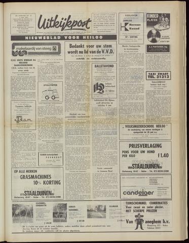 Uitkijkpost : nieuwsblad voor Heiloo e.o. 1974-06-05