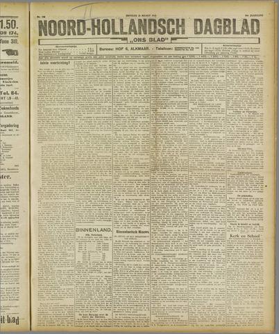 Ons Blad : katholiek nieuwsblad voor N-H 1921-03-15