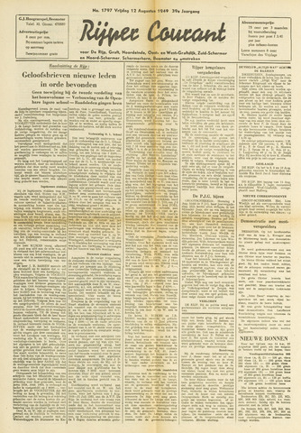 Rijper Courant 1949-08-12