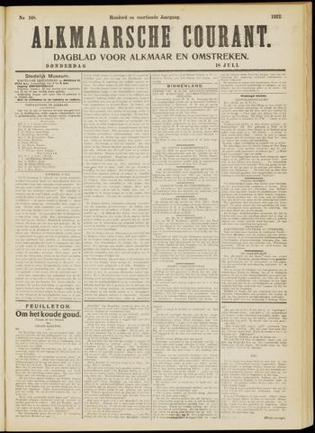 Alkmaarsche Courant 1912-07-18