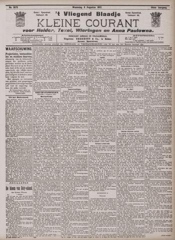 Vliegend blaadje : nieuws- en advertentiebode voor Den Helder 1902-08-06