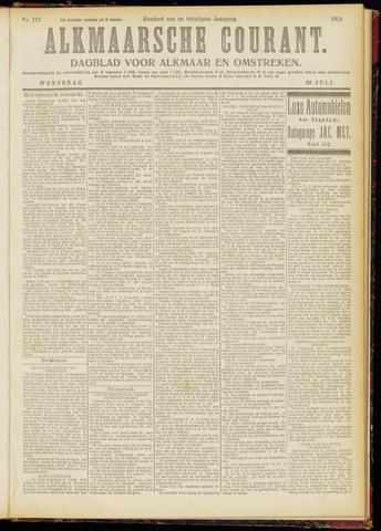 Alkmaarsche Courant 1919-07-30