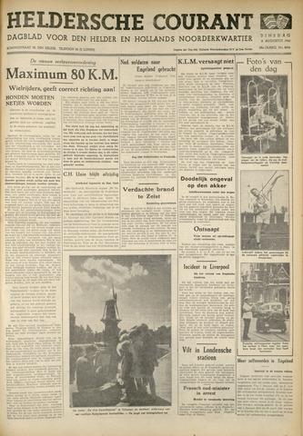 Heldersche Courant 1940-08-06