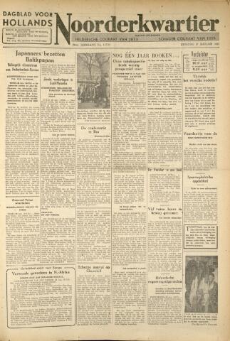 Heldersche Courant 1942-01-27